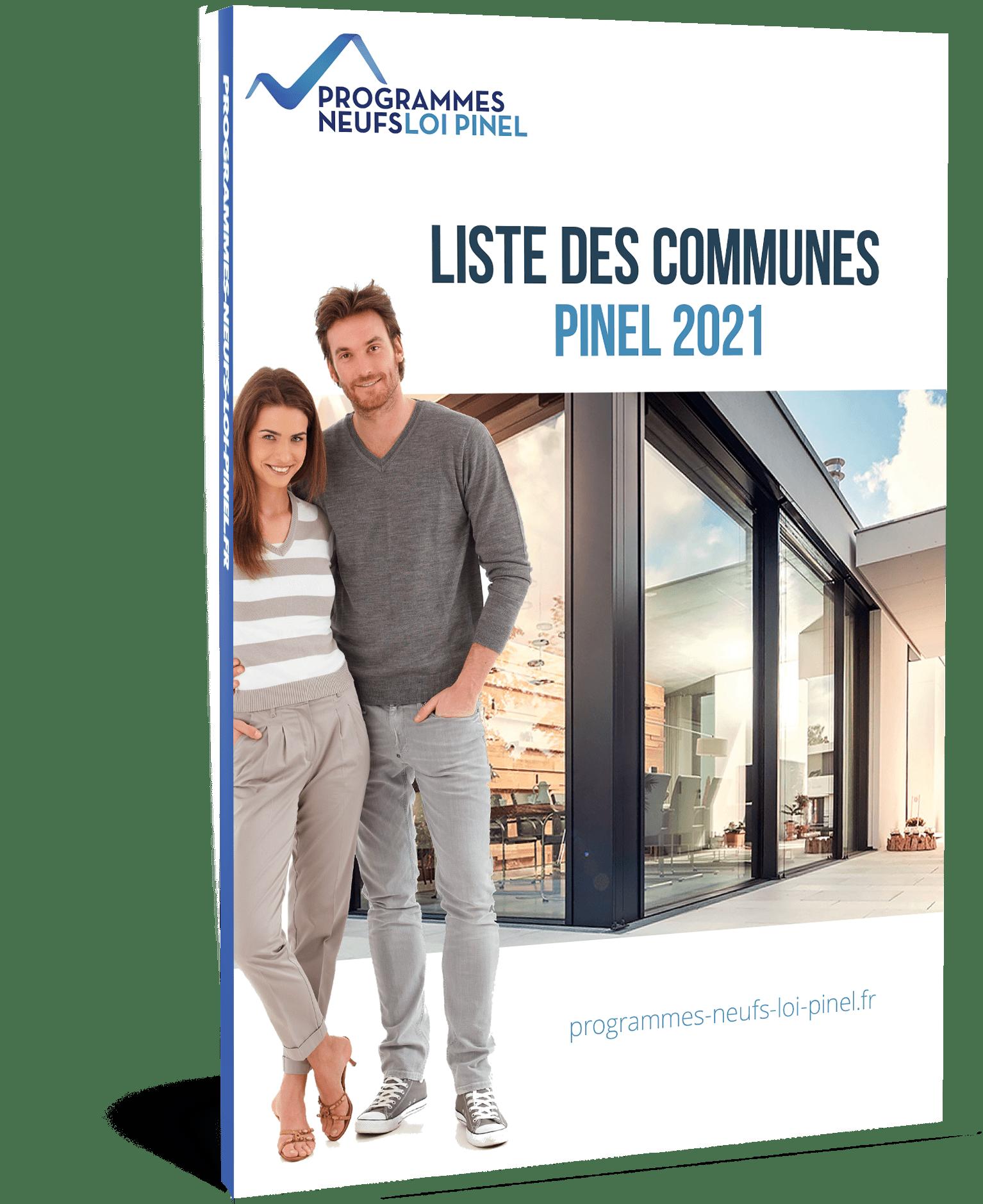 Liste des communes éligibles Loi Pinel