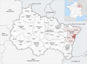 Carte des programmes loi pinel Strasbourg
