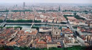 Photo de la ville de Lyon