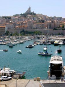 Photo de la ville de Marseille