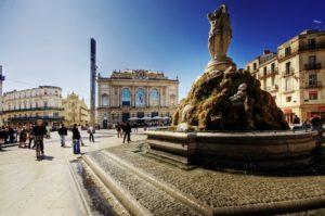 Place à Montpellier proche des programmes loi Pinel