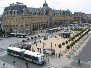 Rennes avec ses programmes loi Pinel